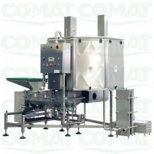 macchina formatura formaggio