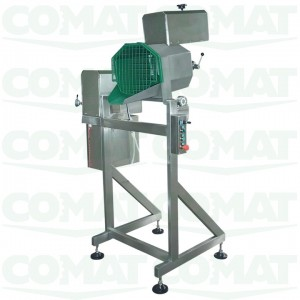 spun mixture discontinuous stretching machine