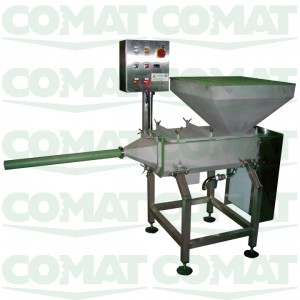 extrusion moulding machine pizza cheese